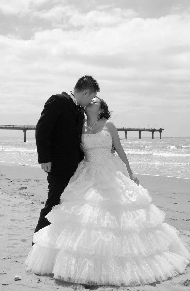 New Brighton Beach Wedding
