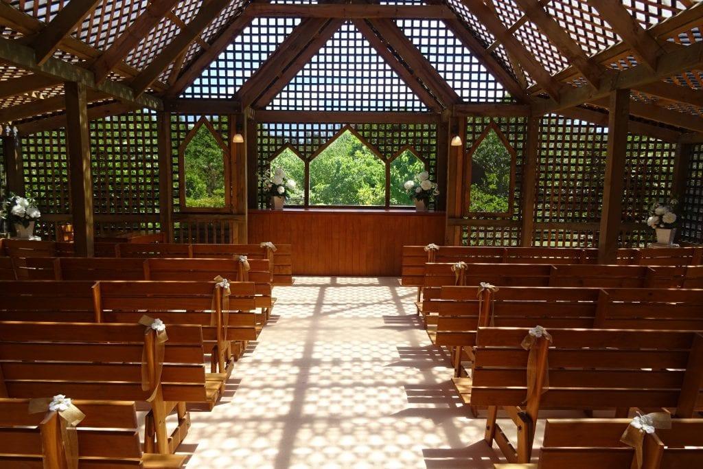 Country Chapel Wedding Christchurch