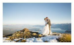 Fiordland wedding