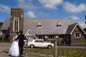 Cashmere Church Wedding