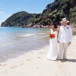 Abel Tasman Wedding