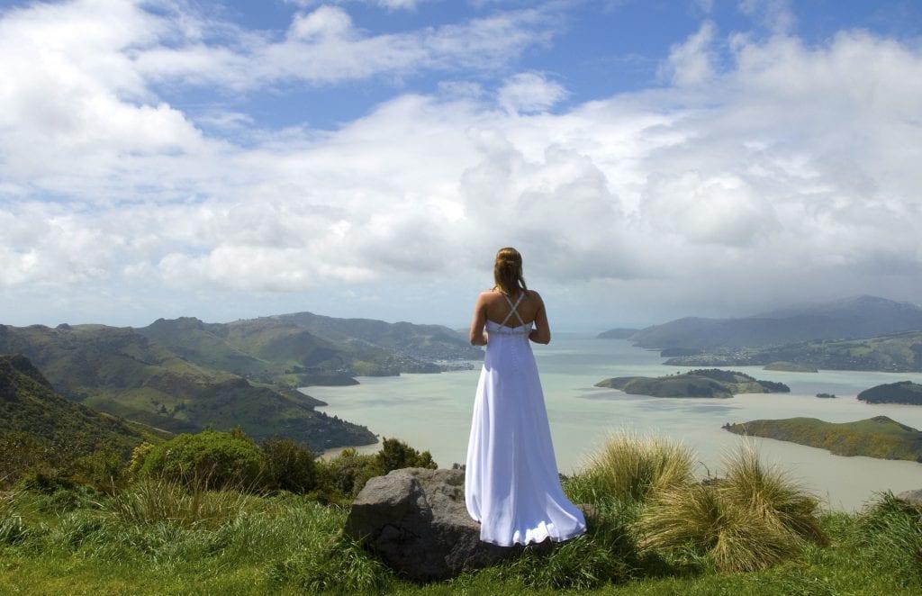 Sign of the Bellbird Wedding Christchurch