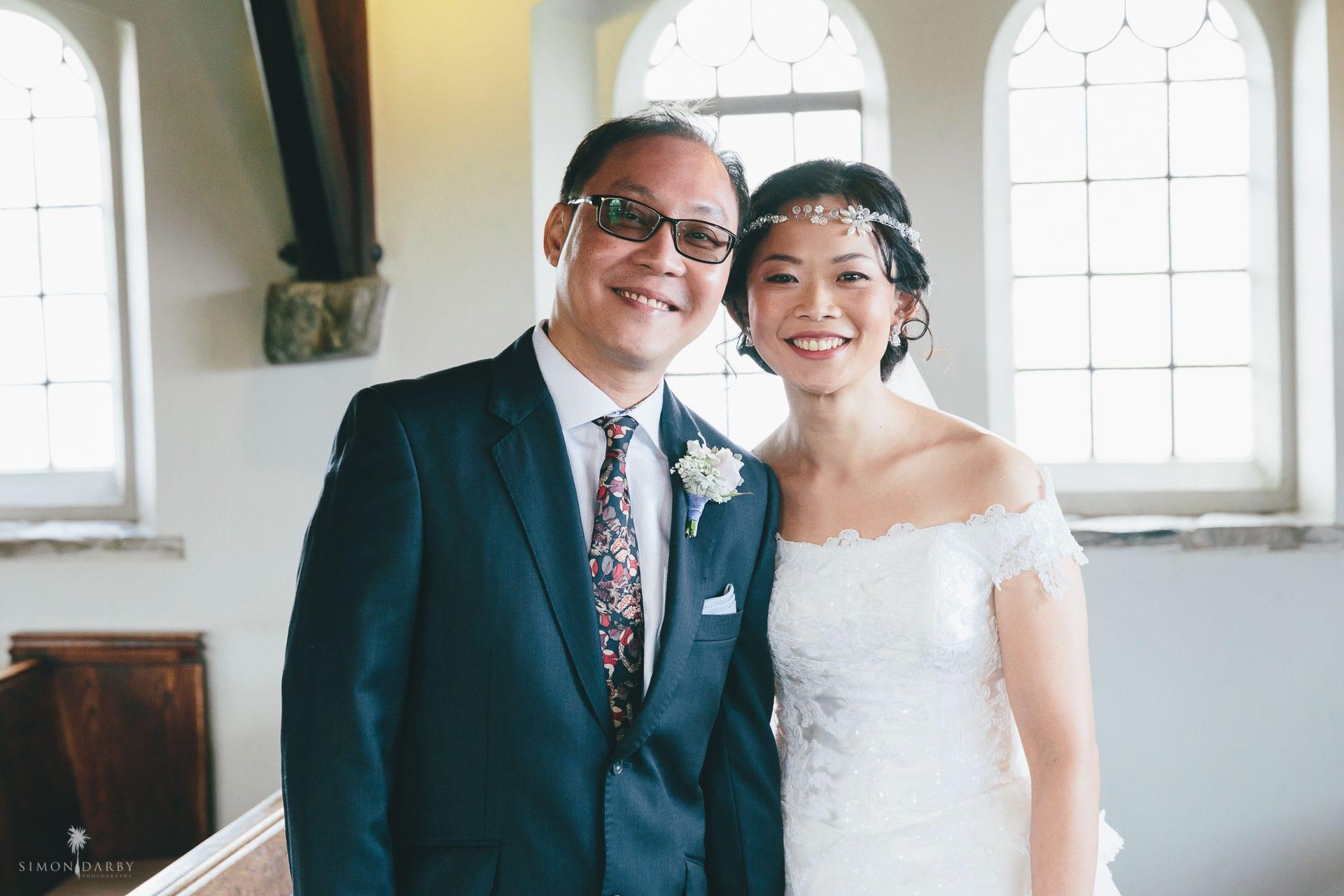 Church of the Good Shepherd Intimate Wedding