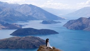 Cormandel Peak Wanaka Wedding