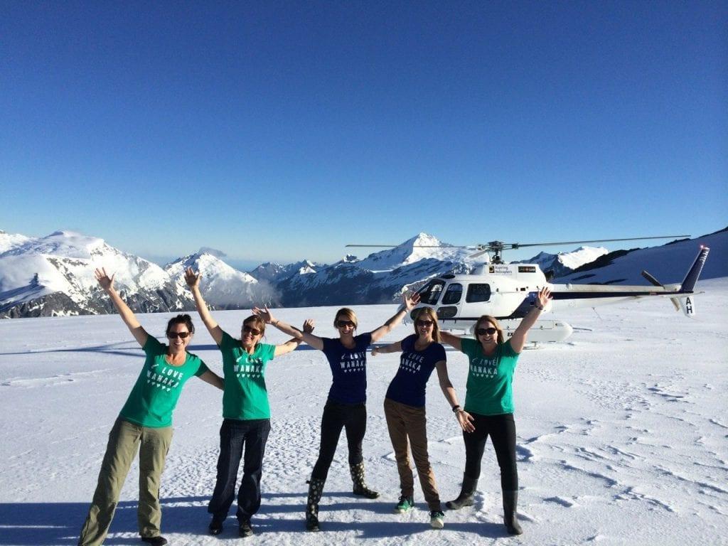 Isobel Glacier iSite girls