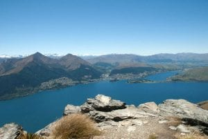 Cecils Peak - Queenstown Heli Wedding