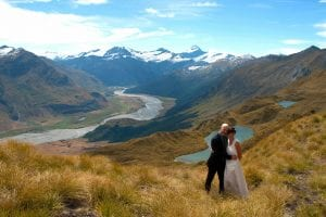 Wanaka Mountain High Wedding