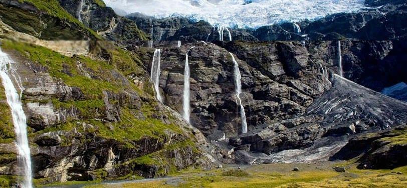 Earnslaw Glacier