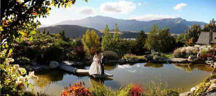Queenstown Chapel Wedding - Dream Queenstown wedding packages