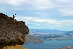 Wanaka Lookout Hill Wedding