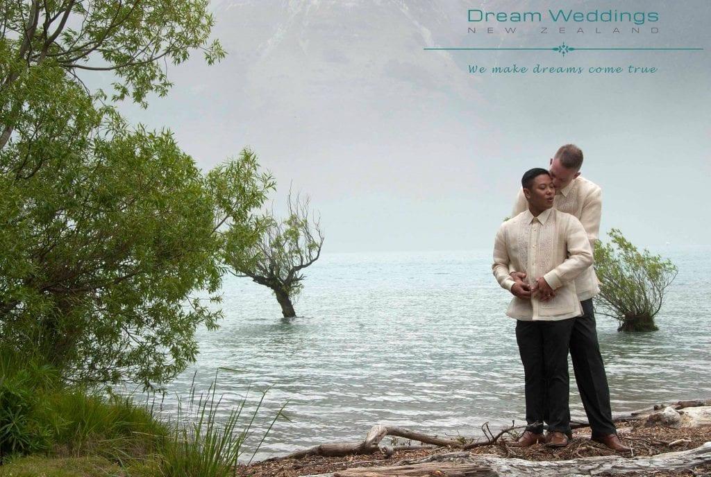 Sam sex elopement weddings