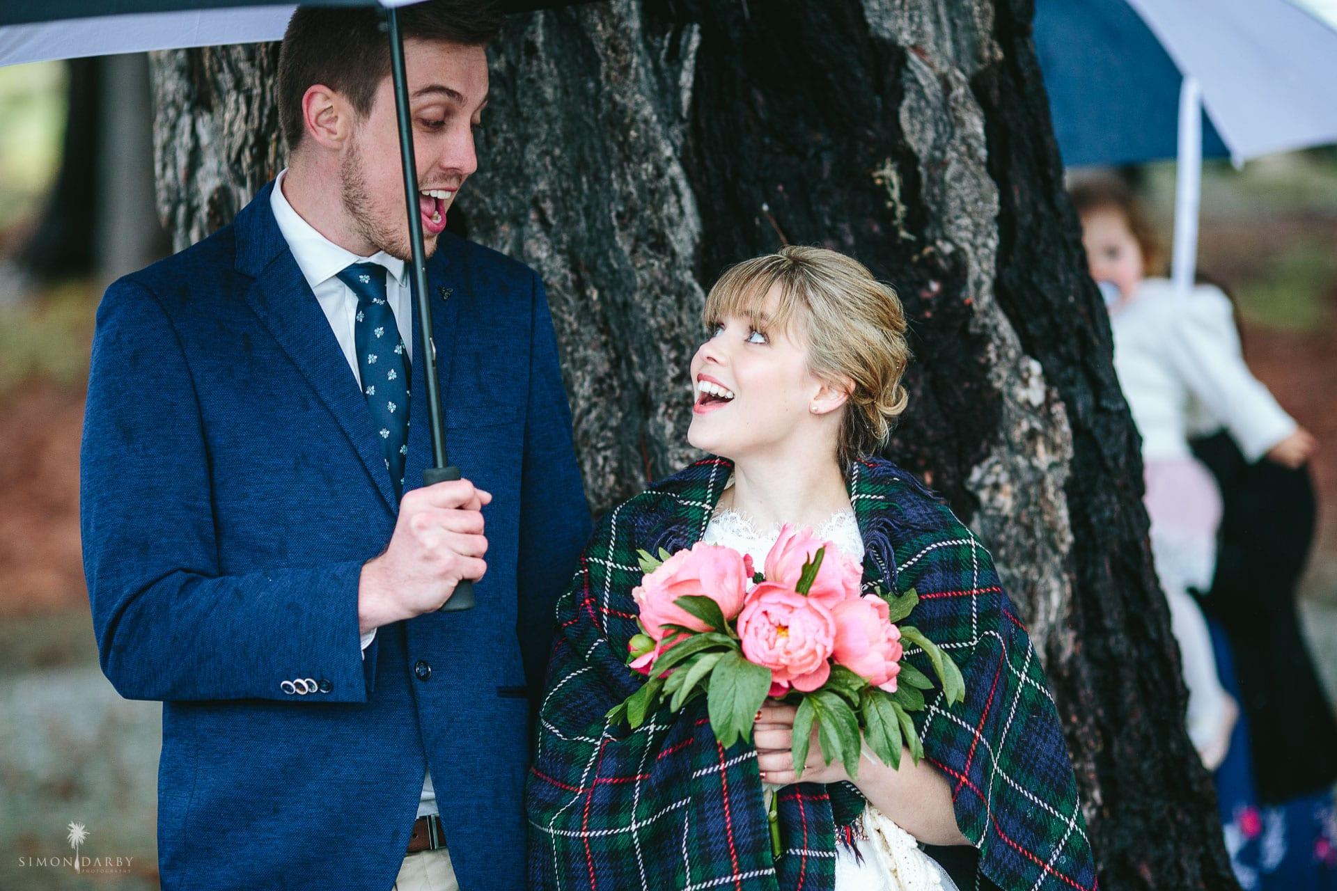 Sarah and Ryans Lake Tekapo wedding